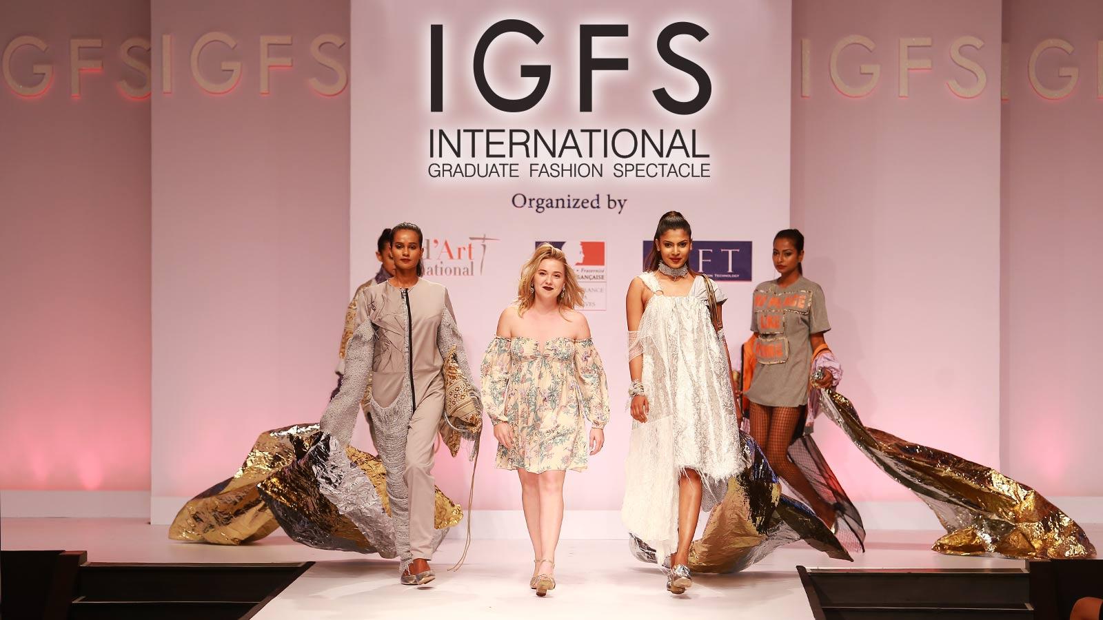 international graduate fashion spectacle sri lanka